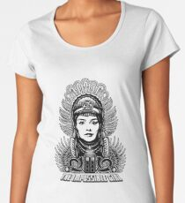 The Impossible Girl Women's Premium T-Shirt