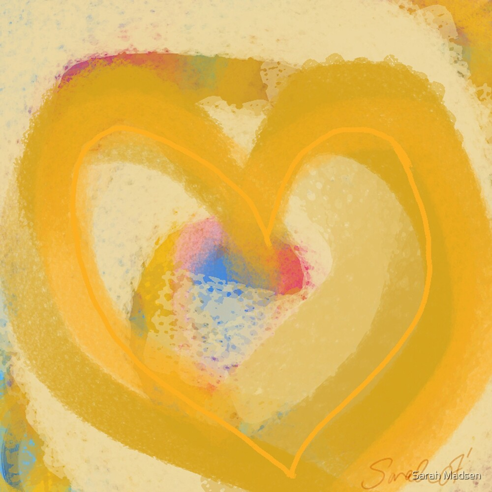 Golden Heart by Sarah Madsen