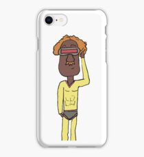 Who's Cyclops? iPhone Case/Skin