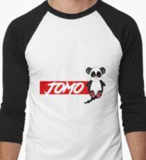 JOMO- THE JOY OF MISSING OUT Men's Baseball ¾ T-Shirt