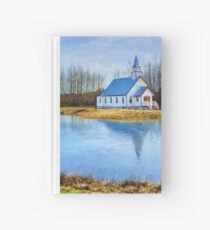 The Heart Of It All - Landscape Art Hardcover Journal