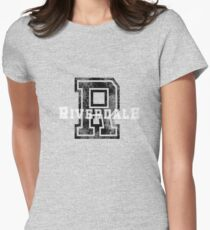 R for Riverdale Women's Fitted T-Shirt