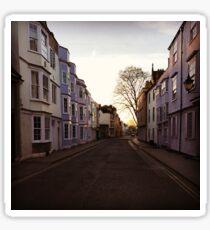 Hollywell Street Oxford Sticker