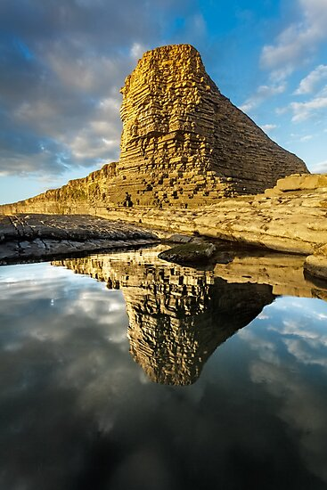 The Sphinx Reflected by Heidi Stewart