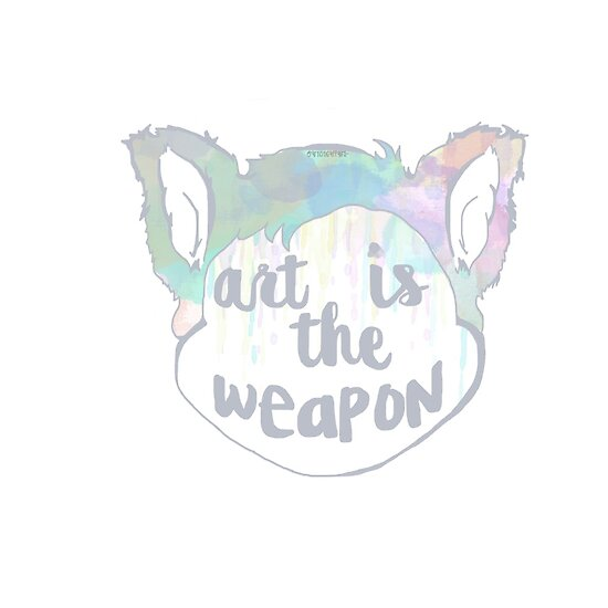 Art is the Weapon by candidtoews