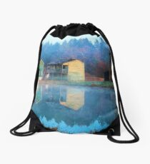 Reflections Of Hope - Hope Valley Art Drawstring Bag