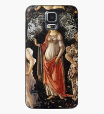 La Primavera - Allegory Of Spring - Sandro Botticelli Case/Skin for Samsung Galaxy