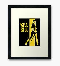 Kill Bill V2 Framed Print