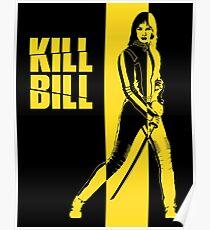 Kill Bill V2 Poster