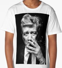 David Lynch Long T-Shirt