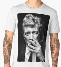 David Lynch Men's Premium T-Shirt