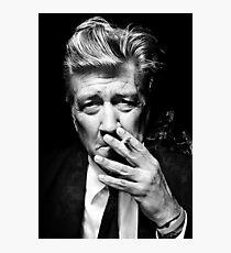 David Lynch Photographic Print