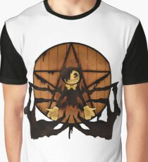 Set us free - Bendy and the Ink Machine Graphic T-Shirt