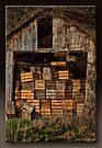 Apple Crates by Sheryl Gerhard