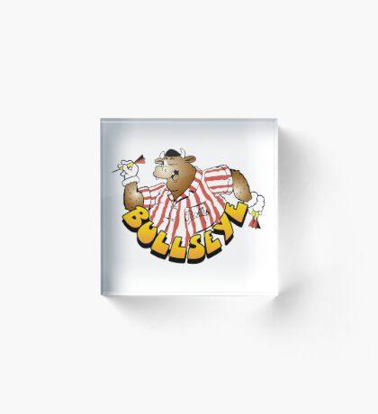 NDVH Bullseye Acrylic Block
