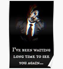 Darkiplier Poster