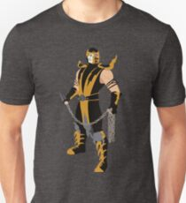 Scorpion Fan Art Illustration Unisex T-Shirt