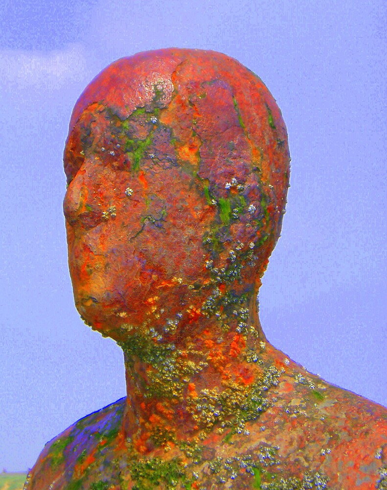 Barnacle Man by Hippyman