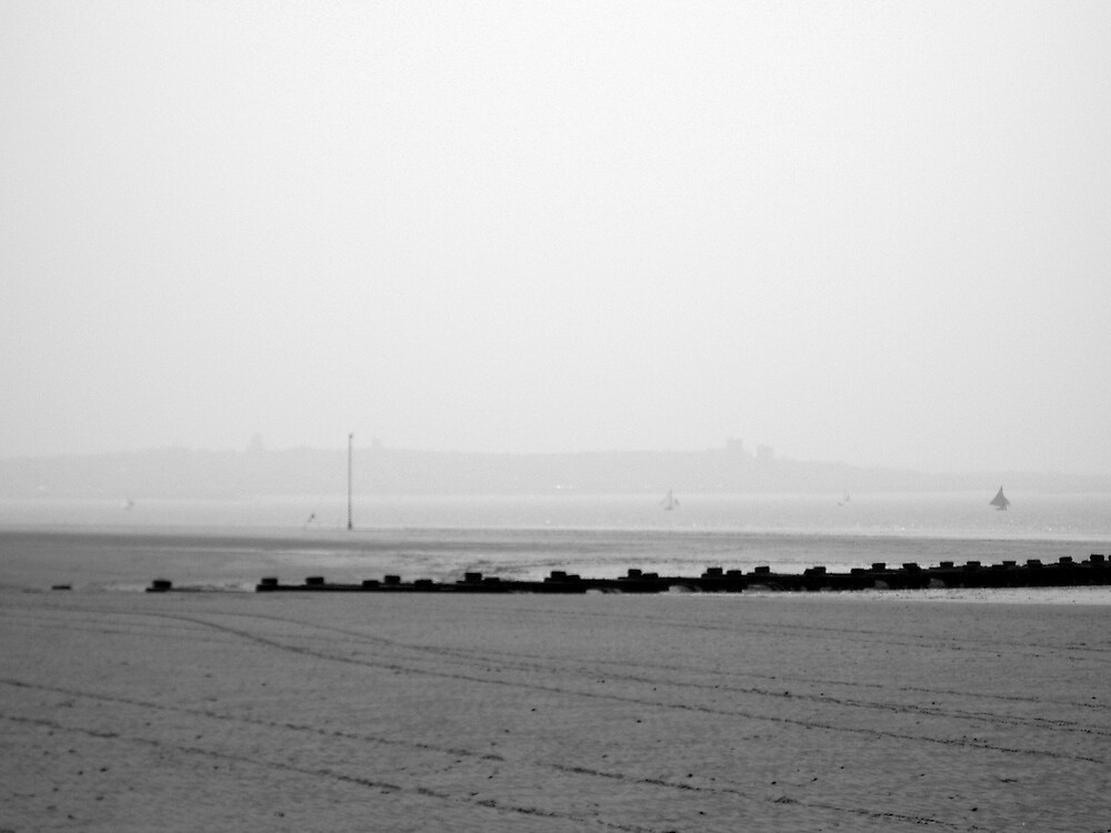 Liverpool Beach by Hippyman