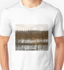 Rice field Unisex T-Shirt