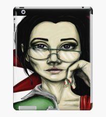 Smart lady iPad Case/Skin