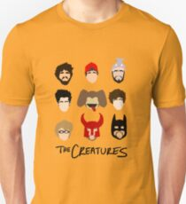 The Creatures 2014 Unisex T-Shirt