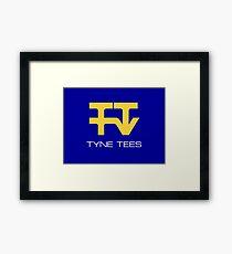 Tyne Tees Framed Print