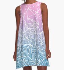 Barika Rays A-Line Dress