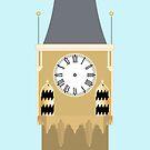 NDVH Trumpton Clock by nikhorne