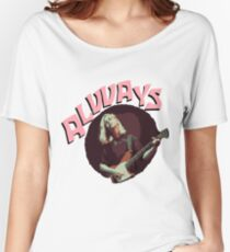 Forever and Alvvays  Women's Relaxed Fit T-Shirt