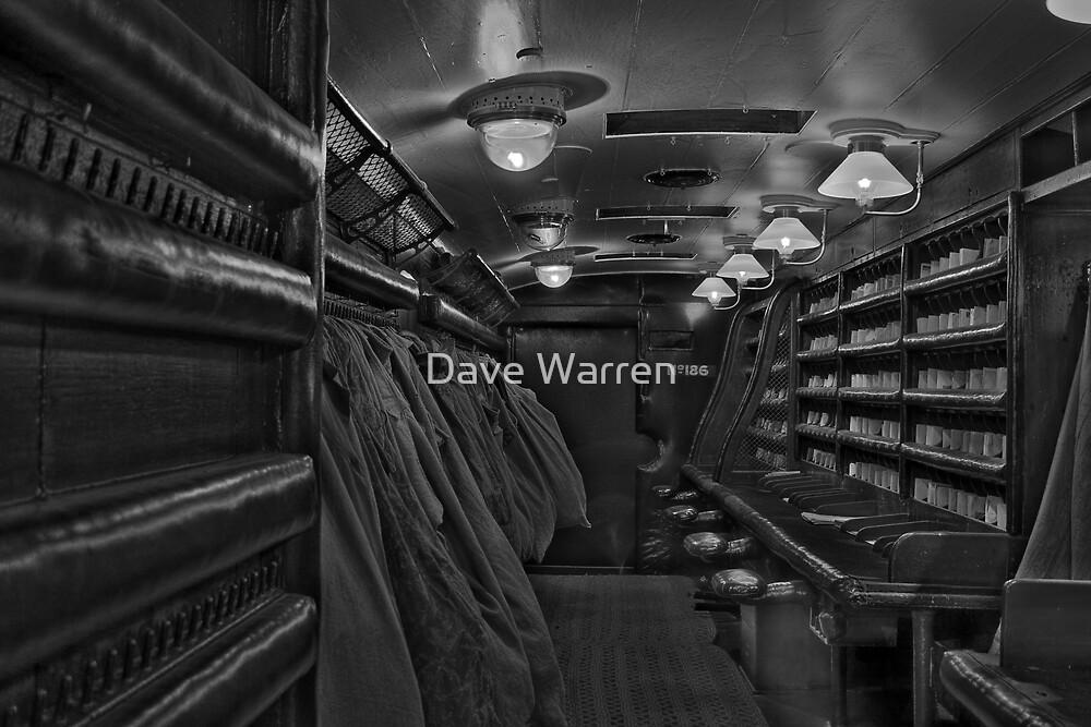 Mail Coach by Dave Warren