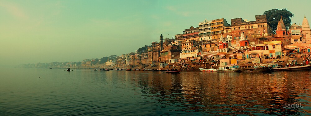 Benares by BaciuC
