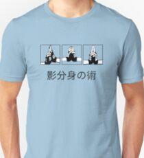 NARUTO - Shadow Clone Hand Signs Unisex T-Shirt