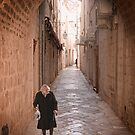 Streets of Old Dubrovnik by Yukondick