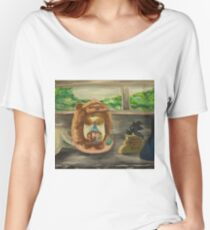 American Dream Causing Nightmares Women's Relaxed Fit T-Shirt