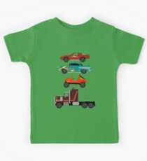 Der Stern des Autos: MASKE Kinder T-Shirt