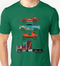The Car's The Star: M.A.S.K. Unisex T-Shirt