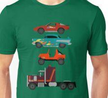 The Car's The Star: M.A.S.K. Unisex T-Shirt