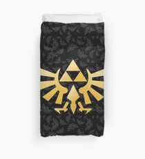 Zelda-Muster Bettbezug