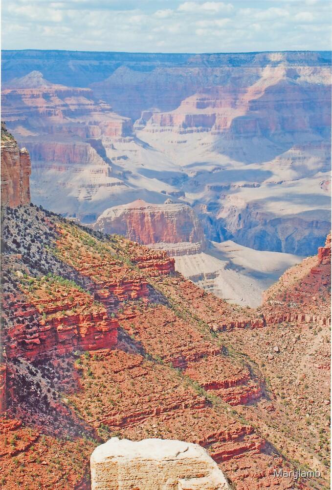 Grand Canyon September 2007 by Marylamb
