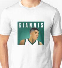 Giannis Antetokounmpo Unisex T-Shirt
