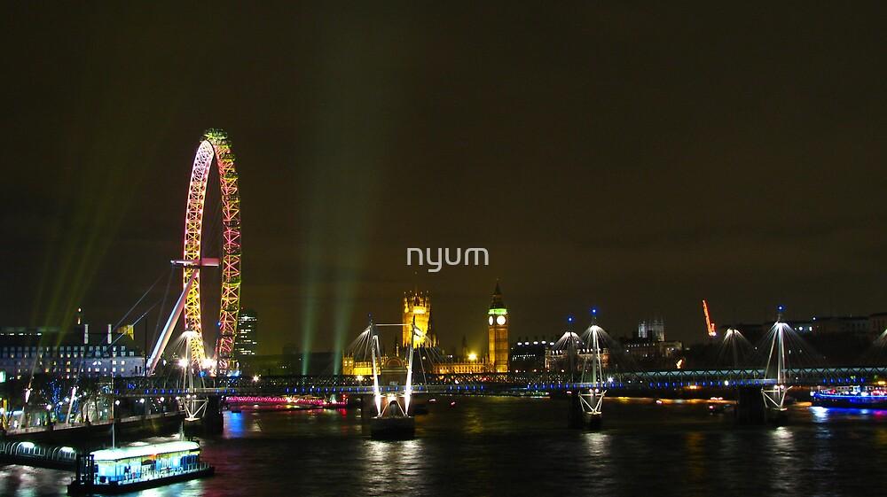 NYE 2007 by nyum