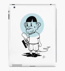Rat Fink Moog iPad Case/Skin