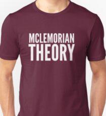 Mclemorian Theory - Classic White Unisex T-Shirt
