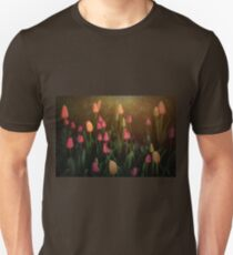 Morning Tulips Unisex T-Shirt