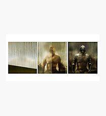 Armour maketh the man Photographic Print