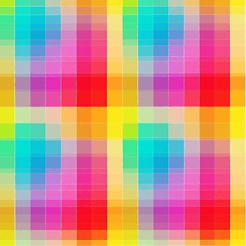 Rainbow grid de EuGeniaArt
