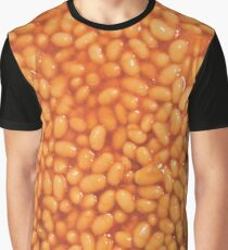 Beans and Beans Graphic T-Shirt