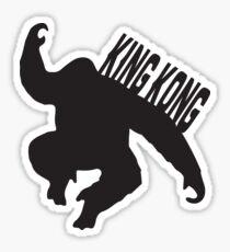 King Kong Sticker