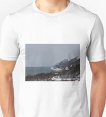 The Snowy Side of the Trail T-Shirt